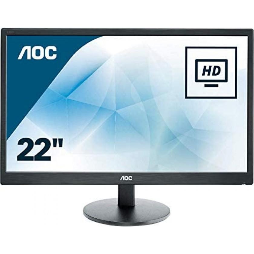 """21.5"""" Монитор AOC Value Line E2270SWN"""
